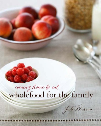 Books by jude blereau wholefood cooking wholefood for the family forumfinder